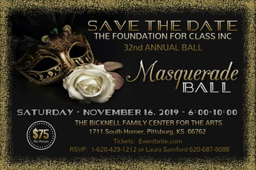 The Foundation for CLASS 32nd Annual Ball