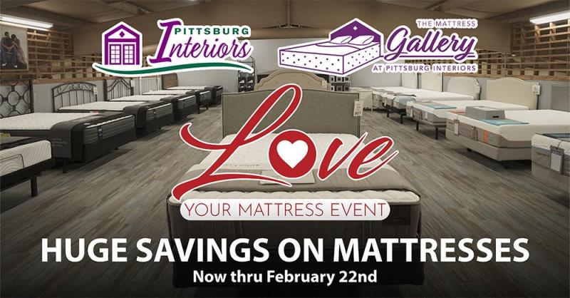 Love Your Mattress Event